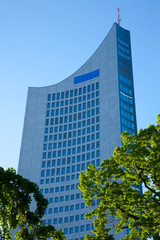Cityhochhaus Leipzig