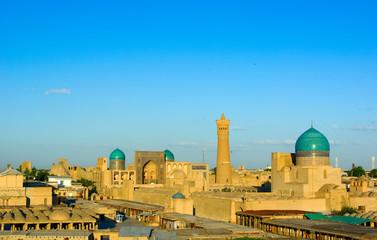 View of Bukhara