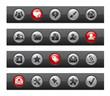 Blog & Internet // Button Bar Series