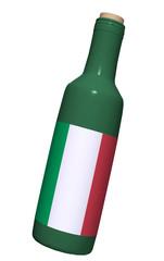 Bottiglia italiana