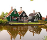 reflected dutch houses