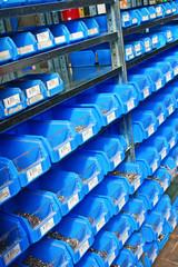 Fasteners storage system