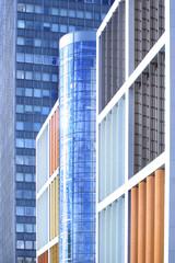 futuristic built