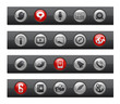 Blog & New Media // Button Bar Series