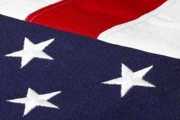 three stars of the american flag