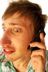 Rispondere al cellulare