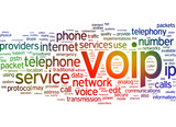 VoIP - Voice over IP poster