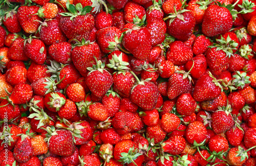 much ripe strawberies