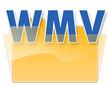 """Folder Icon """"WMV"""""""