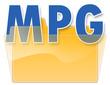 "Folder Icon ""MPG"""