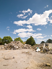 Demolished Neighbourhood