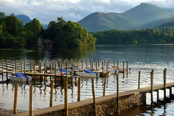 DOCK OF DERWENTWATER