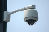 Outdoor video security surveillance cctv camera poster