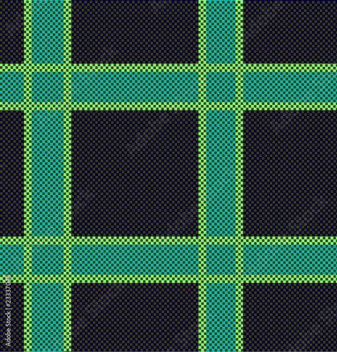 Plaid Fabric and Textile Pattern