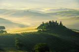 Toskana Huegel  - Tuscany hills 02 - Fine Art prints