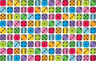 Dados de colores