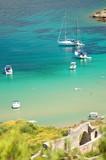 Plaża Lovrecina na wyspie Brać, Chorwacja