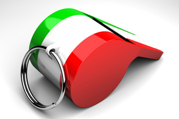 silbato italiano