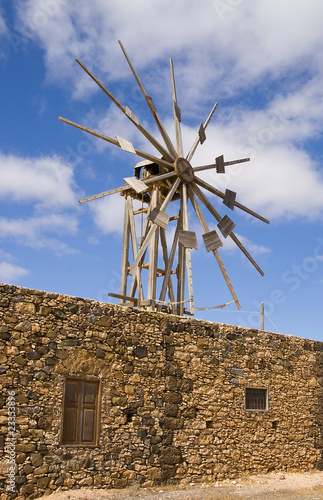 Windmill, Canary Islands