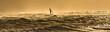 Leinwandbild Motiv Windsurfing in Hawaii