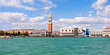 Panorama of famous Venice
