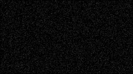 Bruit vidéo (boucle)