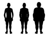 Obesity and men poster