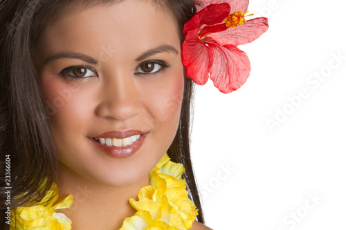 Tropical Woman
