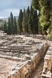 Knossos Archeological Site poster
