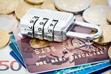 Transactions bancaires sécurisées poster