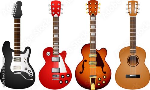 Guitar set 1 - 23369022