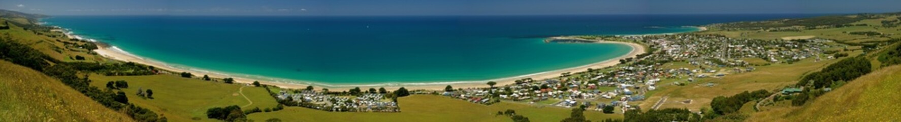 Apollo Bay, Great Ocean Road, Australia