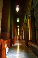 wat corridor