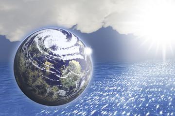 La Tierra y medio ambiente