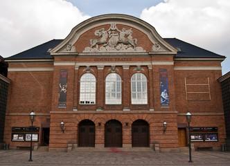 Théâtre d'Odense au Danemark