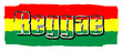 Red Yellow Green - Reggae Party Flag