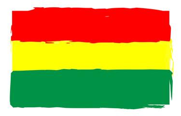 Rastafari - Reggae Flag