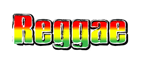 Red Yellow Green - Reggae Party Flag 02