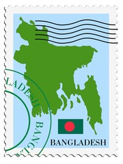 mail to/from Bangladesh