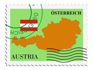 mail to/from Austria