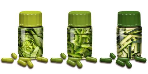 cosmétiques légumes