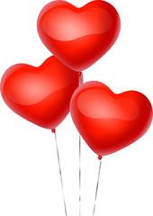 赤い風船-balloon