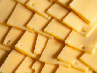 background of cheese