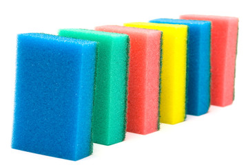Color sponges