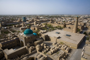 Juma Mosque Minaret, Khiva