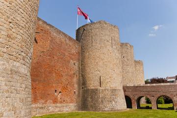 Historial de la grande guerre à Péronne, dans le chateau