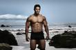 Bodybuilder Standing