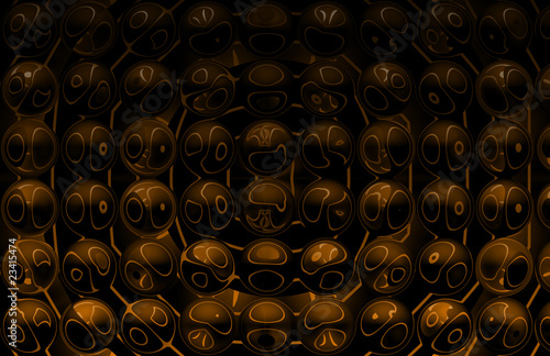 Quirky Abstract Background