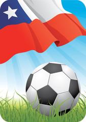 World soccer championship 2010 - Chile