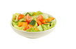 Fresh and healthy salad at shallow DOF